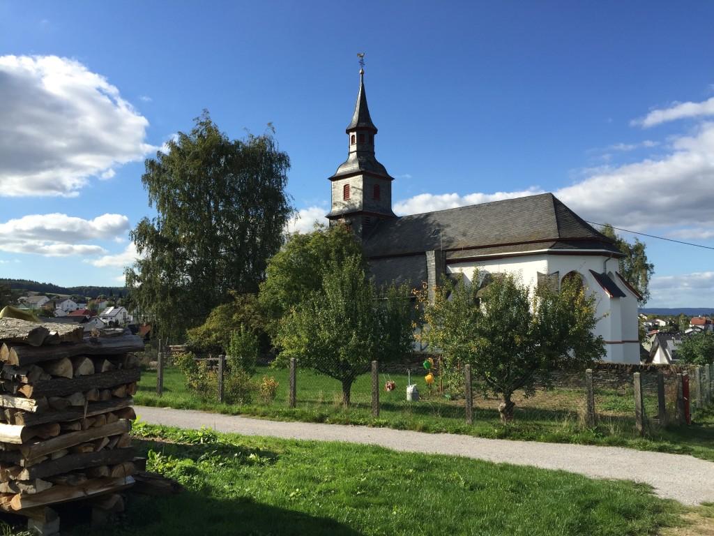 Kirche Holzhausen über Aar, Holzhausen
